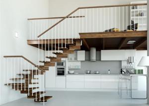 escalera-madera-pasamanos-blanca