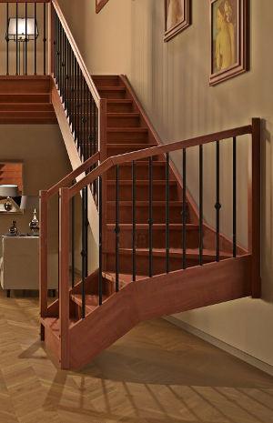 escalera-moderna-de-madera-santiago-carpinteria